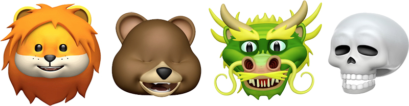 animoji-ios-11-3